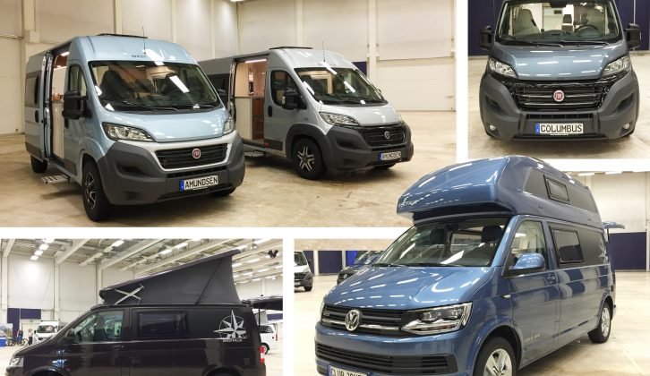 We went to Germany to check out the new motorhomes for 2017 from Westfalia – read on!