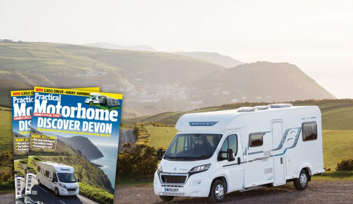 Our Summer Special is packed with touring features, motorhome accessories, new motorhome reviews and more!