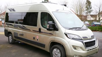 The Auto-Sleeper Stanway costs £49,200 OTR, £51,995 as tested, and it has an MTPLM of 3500kg