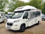 This Dethleffs 4-travel T 6966-4 is priced from £58,375 OTR, £62,535 OTR as tested, and while the standard 'van has 130bhp, our test vehicle had the 150bhp engine