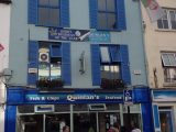 Our Claudia tucked into some delicious, reasonably priced seafood at Quinlan's in Killarney