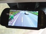 You also have a better view of pedestrians on the pavement when manoeuvring with this 360-degree system