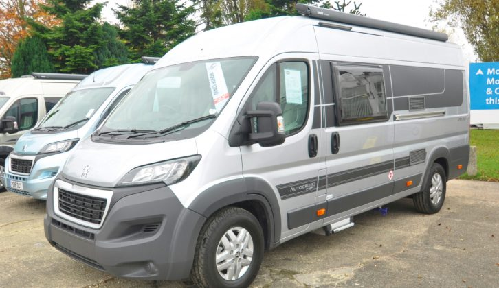 It's only covered just over 3000 miles, but this 2015 Autocruise Alto has already shed £11,000 – it could be a great-value buy