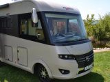 Frankia's new motorhomes for 2018 have a matt finish to their external graphics