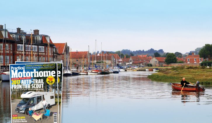 Explore further next time you visit Norfolk, with top touring tips in our August 2017 magazine!