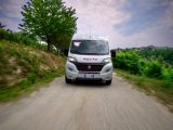This new permanent four-wheel-drive system is integrated with the Ducato's stability control