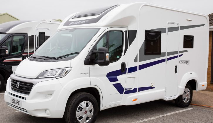 Swift's Escape range performed very well last season – here's the new 604