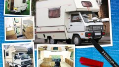 The Autohomes Bambi and Elddis Nipper were produced between 1986 and 1993