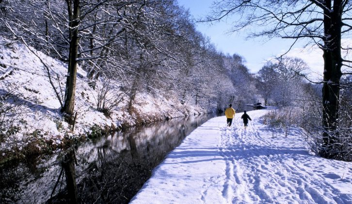 The Canal & River Trust's winter open days are free and give you a chance to learn more about the history of the canal network