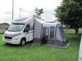 Trigano's motorhome awnings have recently been revised – here we test the 300cm wide Hawaii XL