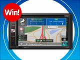 We're giving away this clever sat nav worth £799!