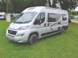 The new two-van Twist range will be built at Auto-Trail's expanded factory in Grimsby