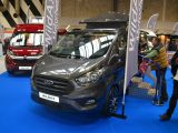 The Triton is a new model from WildAx, based on the Ford Transit Custom