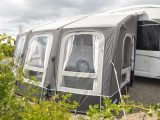 This superior quality awning is designed for longer stays
