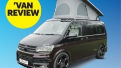 Take a look inside the exclusive Edition 10, a super-luxurious campervan from Rolling Homes celebrating their 10th anniversary