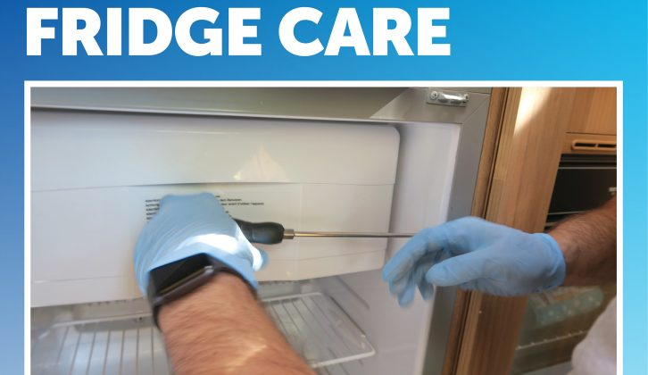 Make sure your fridge is in tip-top shape with these tips from Sammy Faircloth