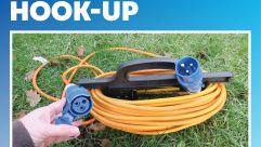 We take a look at hook-up; how to use it, what to look out for, and how to work out your power consumption