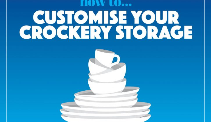 How to... Customise your crockery storage