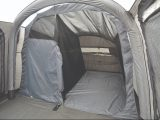 The inner tent is a handy option if you want to sleep in this awning