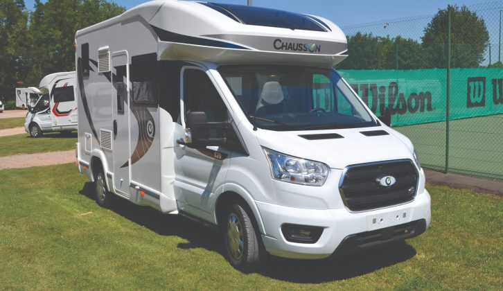 Best compact motorhome 2020