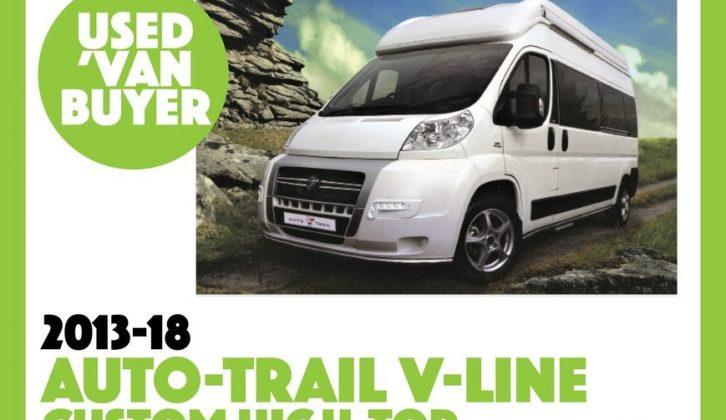 Auto-Trail V-Line Custom High Top
