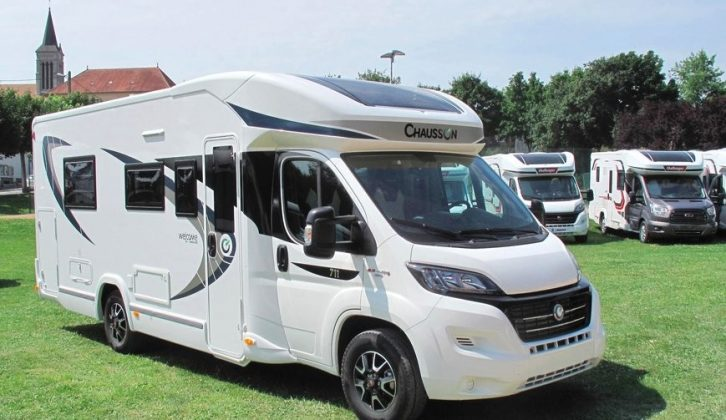 Chausson 711 Travel Line