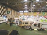 Visit a motorhome show to find stands selling anything and everything to do with all aspects of touring