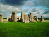 Stonehenge is the best-known prehistoric site in Europe