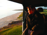 Andy and his wife hired a high-top Ford transit to see if the campervan life was for them - and were hooked!