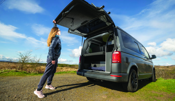 Tailgates are rarer on the second-hand market, but well worth the wait